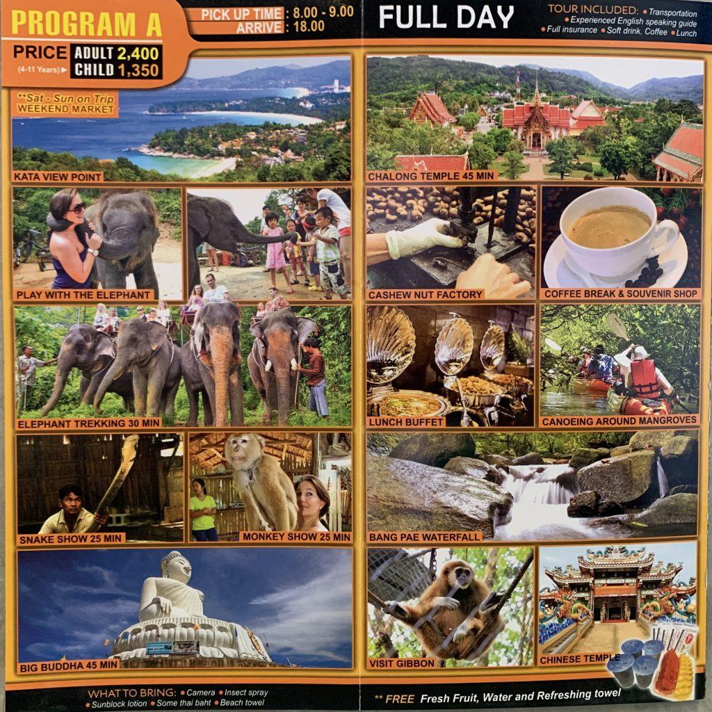 Phuket City Tour full day