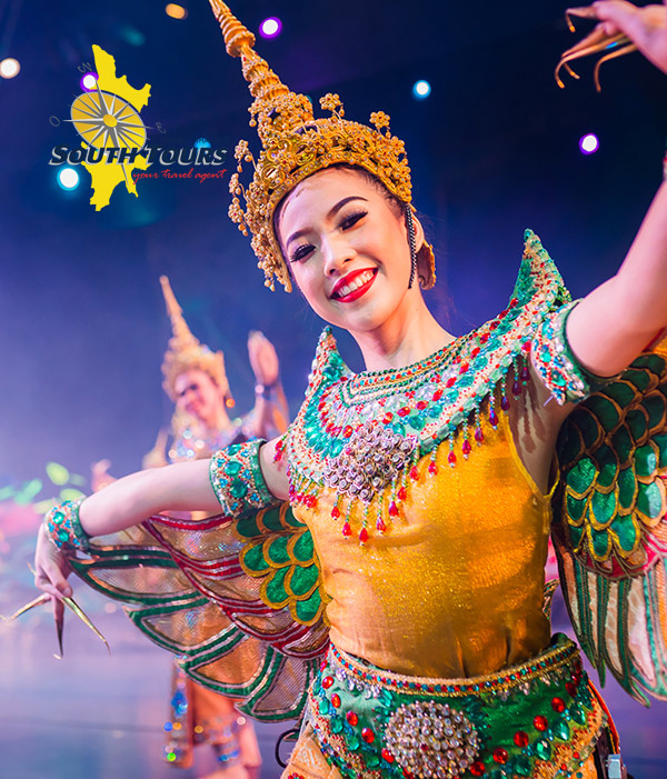 Phuket Fantasea Show with South Tours