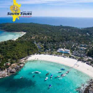 Raya Island Drone View